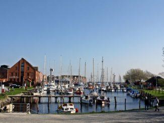 Fehmarn Hafen Orth